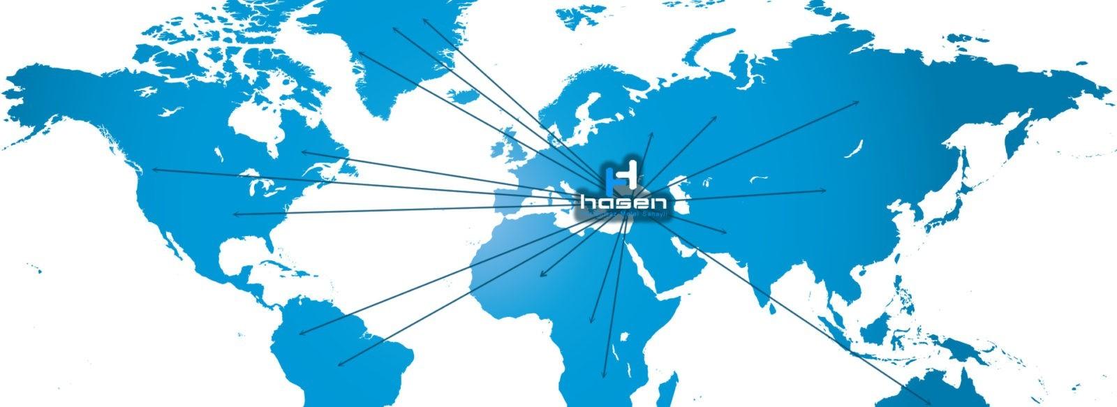 Dünya'nın tüm ülkelerine ihracat