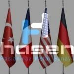 Ülkeler Bayrak Direkleri