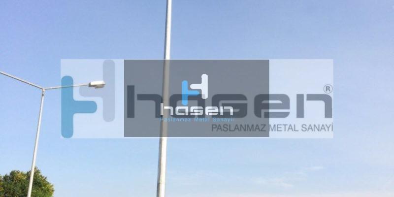 Darıca Devlet Hastanesi - 30 Metre Bayrak Direği